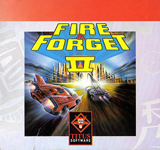 Portada de la descarga de Fire & Forget II