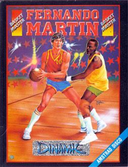 Juego online Fernando Martin Basket Master (CPC)