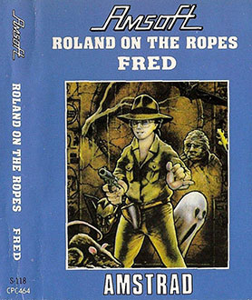 Juego online Roland on the Ropes: Fred (CPC)