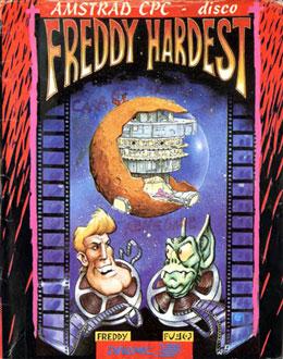 Juego online Freddy Hardest (CPC)
