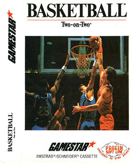 Carátula del juego Gba Championship Basketball Two On Two (CPC)