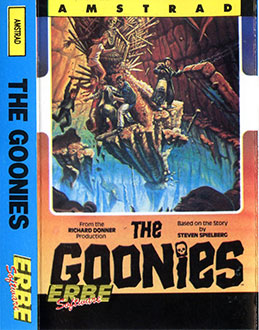 Juego online The Goonies (CPC)