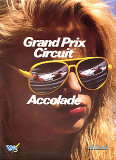 Carátula del juego Grand Prix Circuit (CPC)