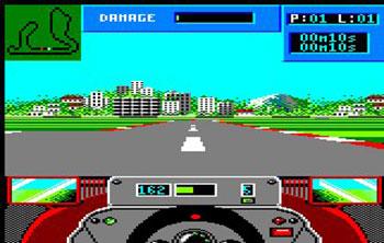Pantallazo del juego online Grand Prix Circuit (CPC)