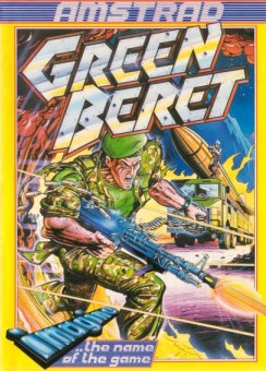 Juego online Green Beret (CPC)