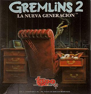 Juego online Gremlins 2: La Nueva Generacion (CPC)