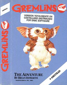 Juego online Gremlins: La Aventura (CPC)