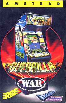 Juego online Guerrilla War (CPC)
