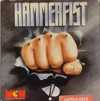 Carátula del juego Hammerfist (CPC)