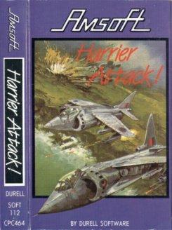 Juego online Harrier Attack (CPC)