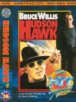 Juego online Hudson Hawk (CPC)