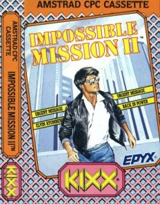 Juego online Impossible Mission 2 (CPC)