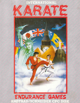 Juego online Internationa Karate (CPC)