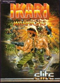 Juego online Ikari Warriors (CPC)