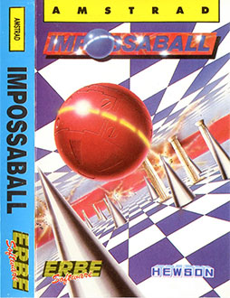 Juego online Impossaball (CPC)