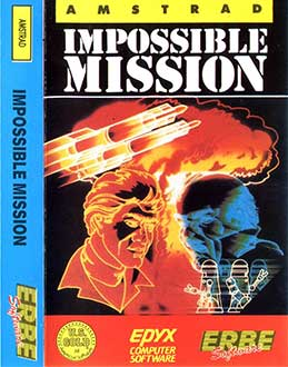 Juego online Impossible Mission (CPC)