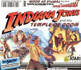 Juego online Indiana Jones And The Temple Of Doom (CPC)