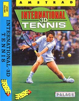 Juego online International 3d Tennis (CPC)