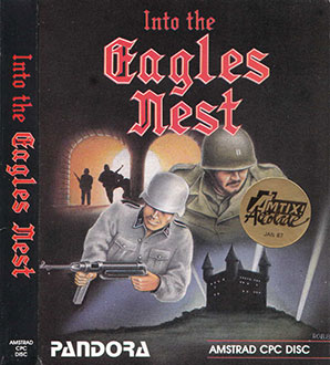 Juego online Into The Eagle's Nest (CPC)