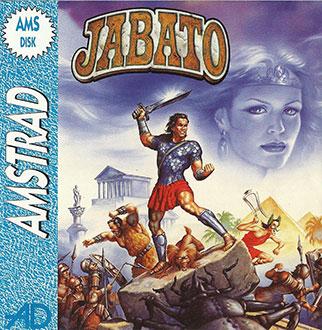 Carátula del juego Jabato (CPC)