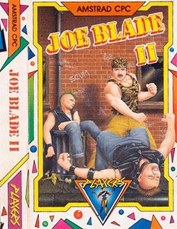 Juego online Joe Blade 2 (CPC)