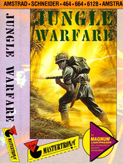 Juego online Jungle Warfare (CPC)