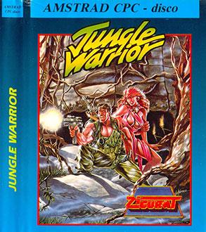 Juego online Jungle Warrior (CPC)