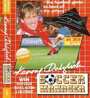 Juego online Kenny Dalglish Soccer Manager (CPC)