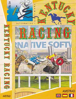 Juego online Kentucky Racing (CPC)