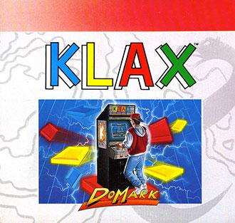 Portada de la descarga de Klax