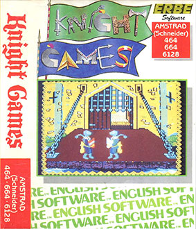 Juego online Knight Games (CPC)