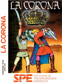 Juego online La Corona (CPC)