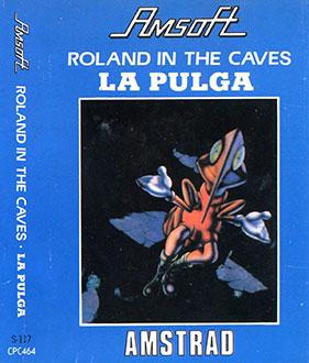 Portada de la descarga de Roland in the Caves: La Pulga