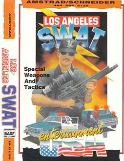 Juego online L.A. Swat (CPC)