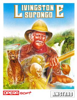Juego online Livingstone Supongo (CPC)
