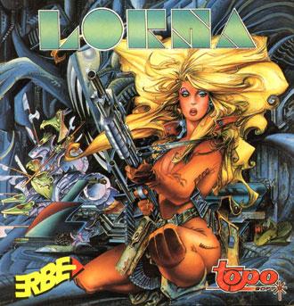 Juego online Lorna (CPC)