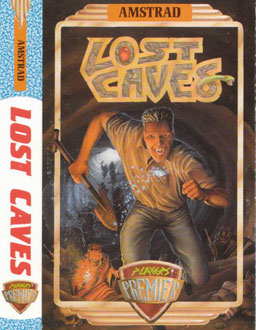 Juego online Lost Caves And The Tomb Of Doom (CPC)