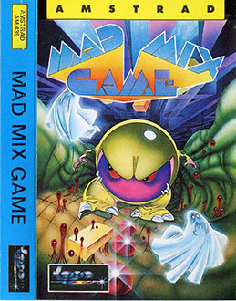 Juego online Mad Mix Game (CPC)
