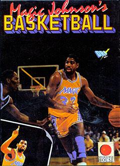 Juego online Magic Johnson's Basketball (CPC)