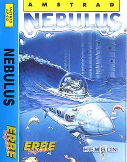Juego online Nebulus (CPC)