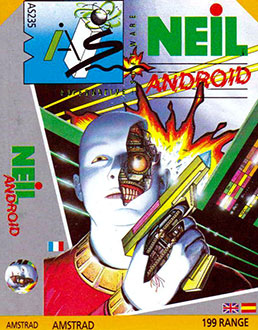 Portada de la descarga de NEIL Android