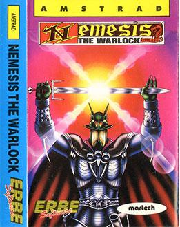 Juego online Nemesis The Warlock (CPC)