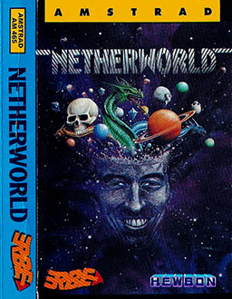Portada de la descarga de Netherworld