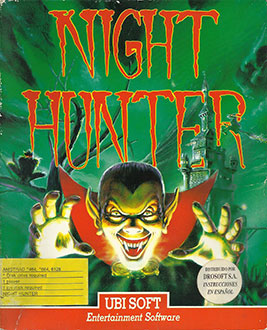 Portada de la descarga de Night Hunter
