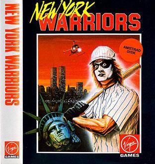 Portada de la descarga de New York Warriors