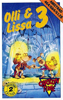 Juego online Olli and Lissa 3: The Candlelight Adventure (CPC)