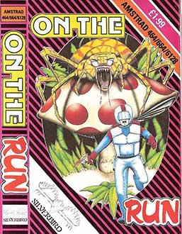 Juego online On The Run (CPC)