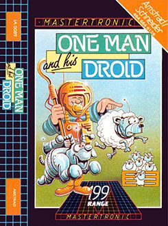 Portada de la descarga de One Man And His Droid