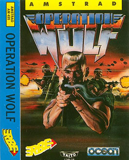 Juego online Operation Wolf (CPC)