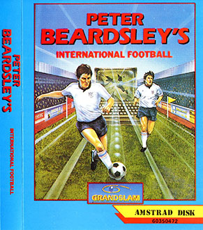Juego online Peter Beardsley's International Football (CPC)